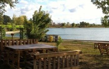 In Tulcea, prima zona de picnic 100% eco din Romania