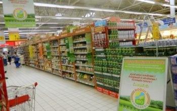 Carrefour va distribui produse Bio romanesti
