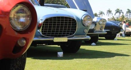 Cele mai extravagante masini scoase la vanzare in 2013
