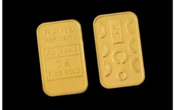 Lingouri de aur, mai ieftine ca la banci