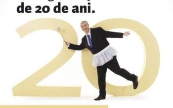 20 de ani de Banca Transilvania