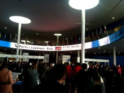 Mobile World Congress 2014 – Ziua 1
