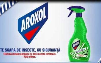 Next semneaza noua campanie Aroxol