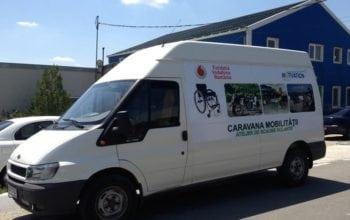 Caravana Mobilitatii