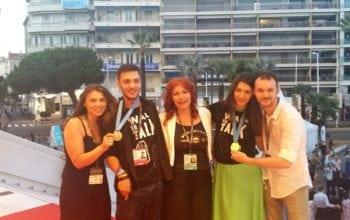 Aur pentru Romania la Cannes