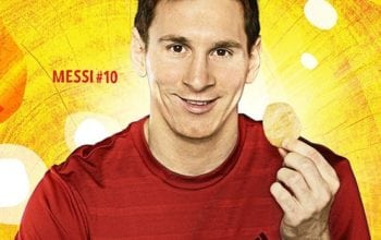 Messi da premiile Lay's