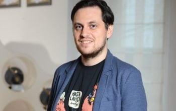Mihai Gongu, in juriul Golden Drum 2014