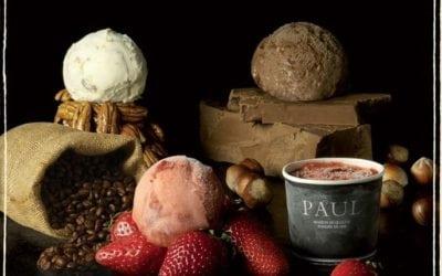 Crème Glacée la Paul