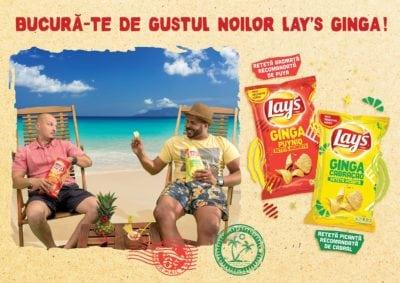 Chipsuri cu aroma de Brazilia