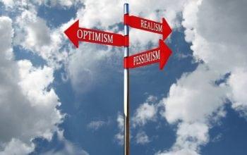 Optimism in crestere
