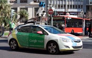 Google actualizeaza imaginile Street View din Romania
