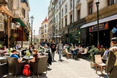Afaceri in jungla urbana