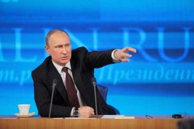Amenintarea Rusiei