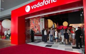 Crestere de 57% a datelor mobile la Vodafone