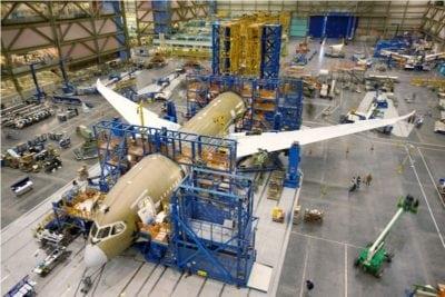 Boeing fabricat in Romania