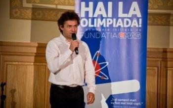 Fundatia eMag premiaza olimpicii la matematica, fizica si informatica