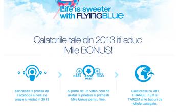 Premii Flying Blue
