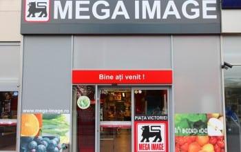 Mega Image preia magazinele Angst