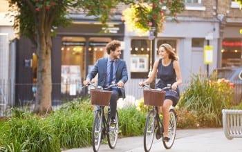 Bicicleta, la cautare pe drumuri de tara