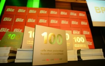 Brandurile romanesti la puterea 100