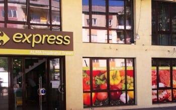 Carrefour isi extinde reteaua in sistem franciza