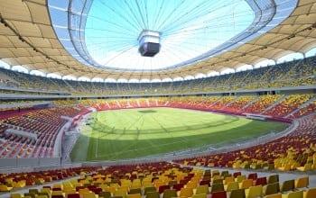 Patru meciuri de la Euro 2020 au loc la Bucuresti