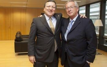 Superministrii Europei