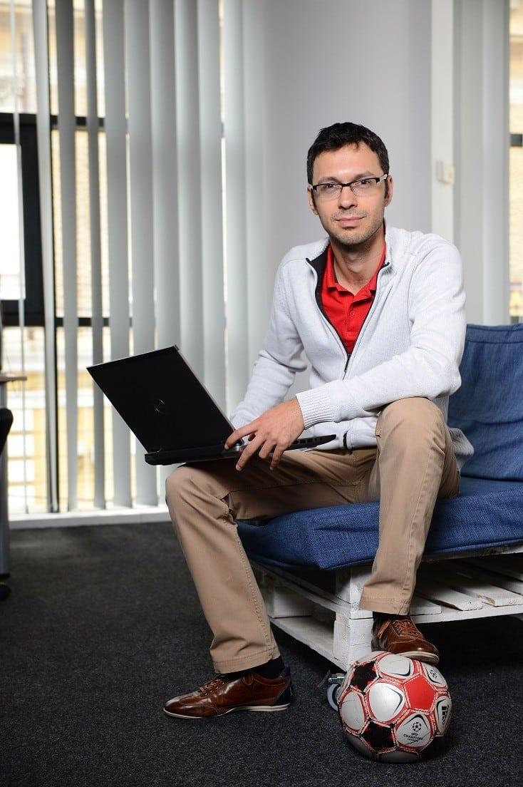 George Lemnaru, cofondator GreenHorse Games