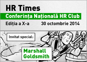 Se apropie a 10-a editie a Conferintei Nationale HR Club