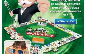 Monopoly personalizat