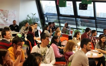 Romania se schimba la Impact Festival