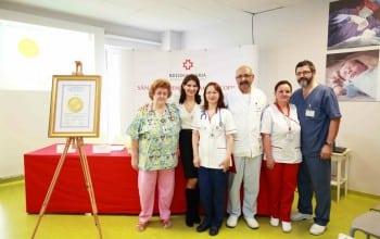 Acreditarea internationala pentru Spitalul Baneasa