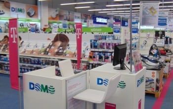 Parteneriat Domo – Telekom