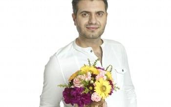 Florarie cu vitrina interactiva in Bucuresti