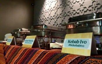 Calif lanseaza Biz Kebab