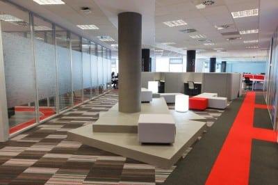 Sediu si provocari noi pentru Lenovo Romania (foto)