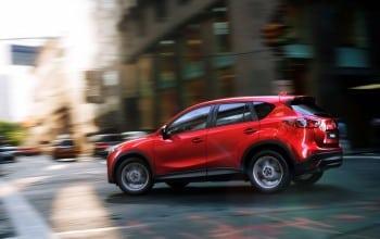Mazda a vandut cu 33% mai mult in 2014
