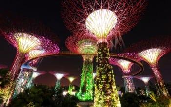 Singapore, un oras fotogenic
