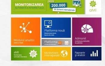 Platforma noua pentru monitorizarea media
