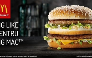 Big Mac, in campanie
