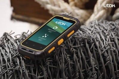 Utok lanseaza un telefon pentru Dorel