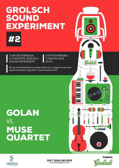Bere in ritm experimentalist