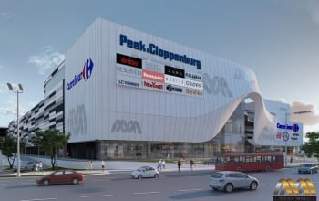 Un nou mall in Bucuresti