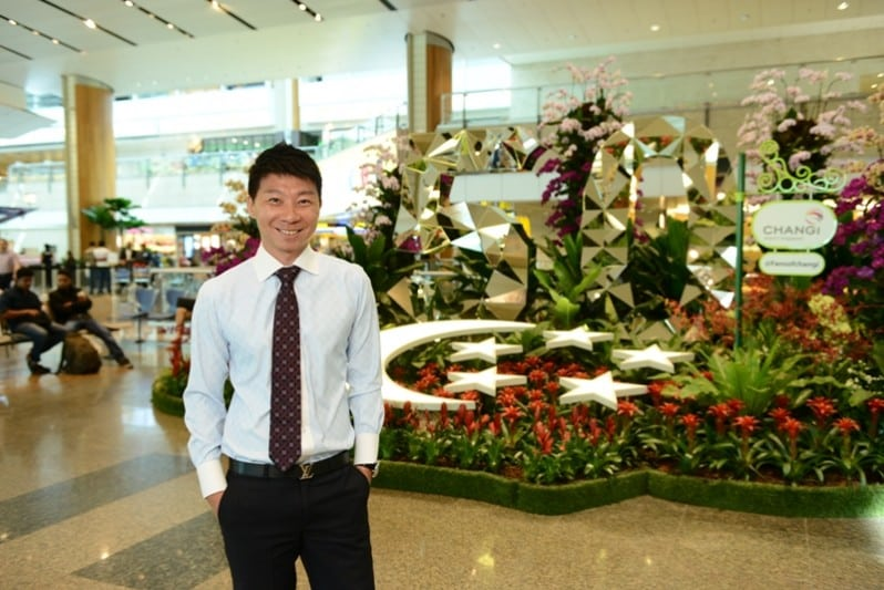Robin Goh, Assistant Vice President, Changi Aeroport_