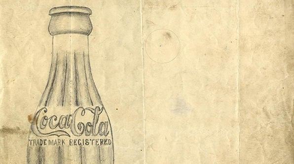 Sticla Contur Coca-Cola 2