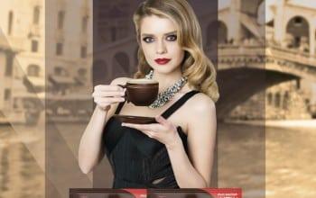 Cappuccino cu gust de dolce vita