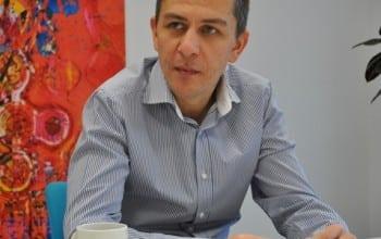 Iulian Stanciu se lanseaza in moda