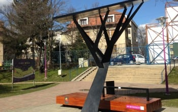 Copacul cu prize si Wi-Fi