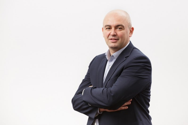 Adrian Nicolaescu, Marketing Director, Mega Image