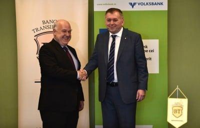 Banca Transilvania a finalizat achizitia Volskbank